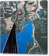 Gondola 8 Canvas Print