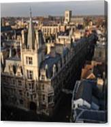 Gonville And Caius College Canvas Print