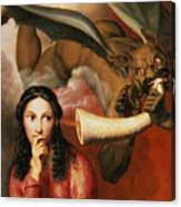Good And Evil Canvas Print