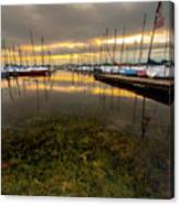 Good Day To Sail Canvas Print