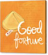 Good Fortune Canvas Print