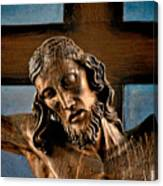 Good Friday Jesus On The Cross Canvas Print