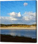 Good Harbor Serenity Canvas Print
