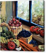 Good Harvest Canvas Print