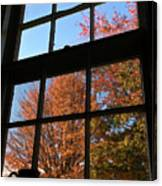 Good Morning Autumn Canvas Print