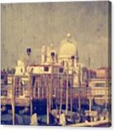Good Morning Venice Canvas Print