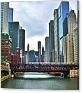 Good Old Chicago Canvas Print