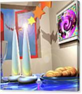 Good Shabbos Canvas Print