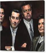 Goodfellas Canvas Print