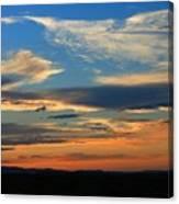 Goodnight Arizona Canvas Print