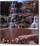 Gooseberry Falls Long Exposure Canvas Print