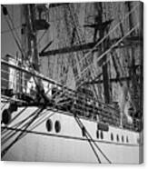 Gorch Fock ... Canvas Print