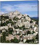 Gordes Provence France Canvas Print