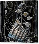 Gordian Harp Canvas Print