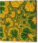 Gorgeous Fabric Design - Series Number Ten Canvas Print