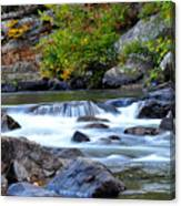 Goshen Pass Canvas Print