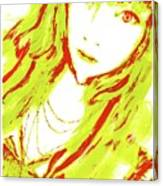 Goshikku Gyaru Canvas Print