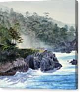 Gossamer Fog Canvas Print