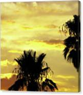 Got To Love Monsoons Canvas Print