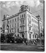 Gothenburg Corner Canvas Print