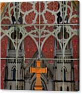 Gothic Church 2 Canvas Print