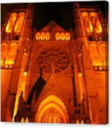 Gothic Glory Canvas Print