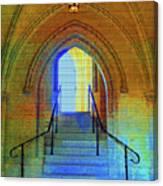 Gothic Steps Canvas Print