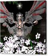 Gothick Fairy Canvas Print