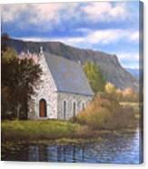 Gougane Barra Cork Canvas Print