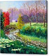 Gp 10-18 Canvas Print
