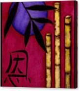Grace - The Art of Balance Canvas Print