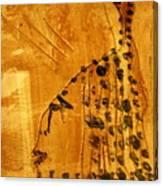 Grace Appears - Tile Canvas Print