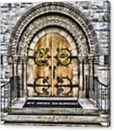 Grace - St Ann Church Canvas Print
