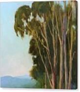 Graceful Sentinels Canvas Print