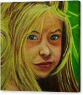 Gracy Canvas Print