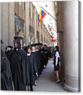 Graduation In Chi-town Canvas Print