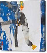 Graffiti #1285 Canvas Print