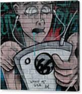 Graffiti 13 Canvas Print