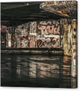 Graffiti - 2016/o/11 Canvas Print