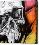 Graffiti 21 Canvas Print