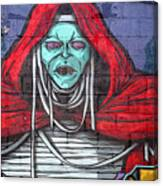 Graffiti 8 Canvas Print