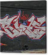 Graffiti Art Nyc 26 Canvas Print