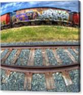Graffiti Genius 2 Canvas Print