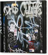 Graffiti Greenwich Village Canvas Print