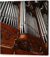 Graham Chapel Pipes Canvas Print
