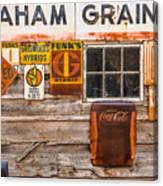 Graham Grain Company Canvas Print