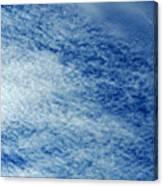 Grainy Sky Canvas Print