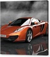 Gran Turismo 6 Canvas Print