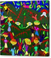 Granbwa Canvas Print