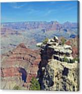 Grand Canyon 12 Canvas Print